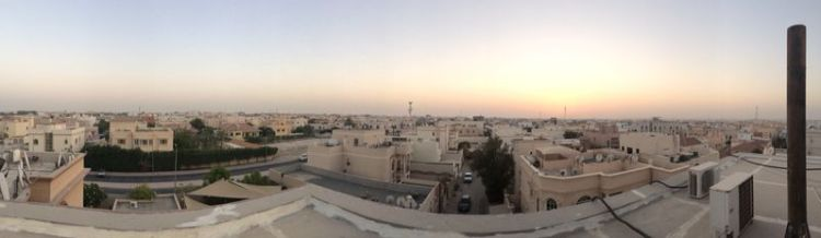 Bahrain from the rooftop